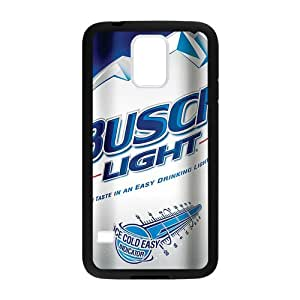 Generic Custom Phone case for Samsung Galaxy S5 Busch Light Beer Can Pattern