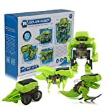Multi-fonction DIY solar toys robot DIY Educational Toy Development intelligence for kid 4 In 1 Solar-Powered Toys, [Robots][Dinobots][Beatle][Tunneling Machines]