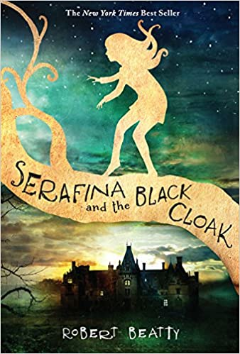 Image result for serafina and the black cloak