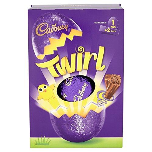Cadbury Twirl Easter Egg 282g