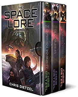 The Space Lore Boxed Set: Space Lore Volumes 1-3 by [Dietzel, Chris]