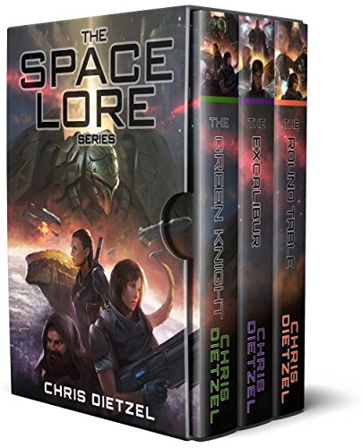 The Space Lore Boxed Set: Space Lore Volumes 1-3 (Fleet Box Set)