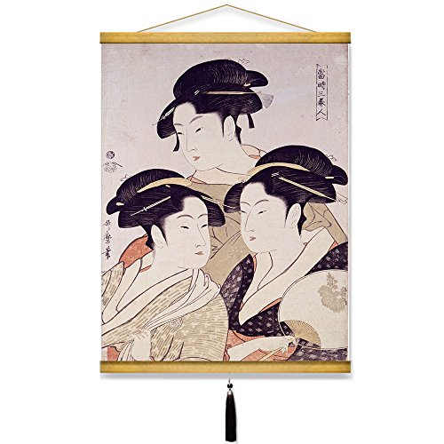 Japanese Scroll Painting - 4