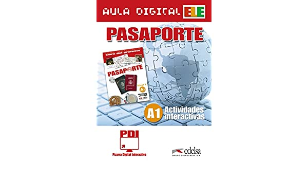 Pasaporte: Pizarra Digital Interactiva (Interactive ...