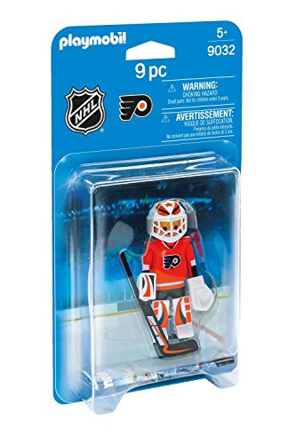 (PLAYMOBIL NHL Philadelphia Flyers Goalie)