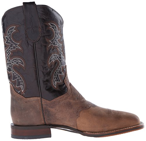 Dan Post Mens Franklin Western Boot Sand Pazzo Gatto