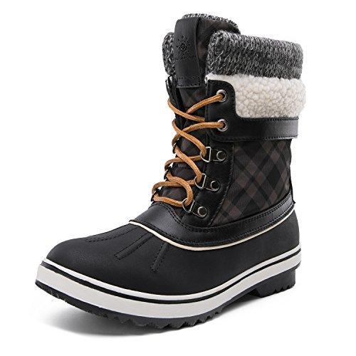 GLOBALWIN Women's Waterproof Winter Snow Boots - Womens