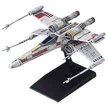 Japan Action Figures - Vehicle model 002 Star Wars X-wing starfighter Plastic *AF27*