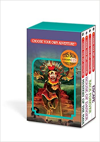 Choose Your Own Adventure, Volume 2: Mystery Of The Maya/house Of Danger/race Forever/escape por Chooseco