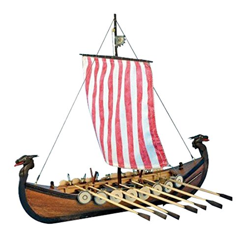 Artesania Latina 19000 SERIES - VIKING Model Ship Kit -