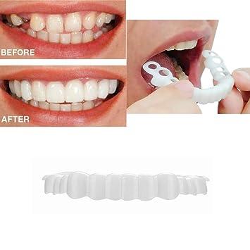 Tpingfe - Dispositivo de Sonrisa Reutilizable, Ajuste cómodo ...