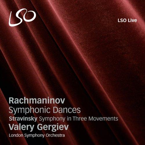 (Rachmaninov: Symphonic Dances / Stravinsky: Symphony in Three)