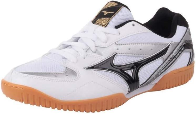 Mizuno Crossmatch Plio Rx4 Zapatos para Tenis de Mesa, Unisex Adulto