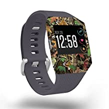 Skin for Fitbit Ionic - Buck Camo| MightySkins Protective, Durable, and Unique Vinyl Decal wrap cover | Easy To Apply, Remove, and Change Styles | Made in the USA
