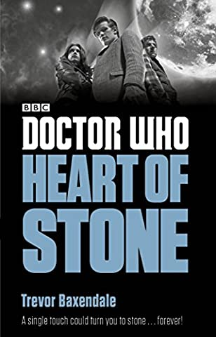 Doctor Who: Heart of Stone (Doctor Who: Eleventh Doctor Adventures) (Doctor Who The Vault Book)