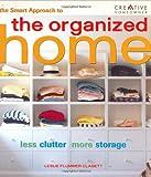 The Organized Home, Leslie Plummer Clagett, 1580112528