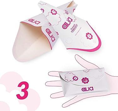 Alia Cone, 18 conos de usar y tirar para hacer pipí de pie, guardados en 3 sobres