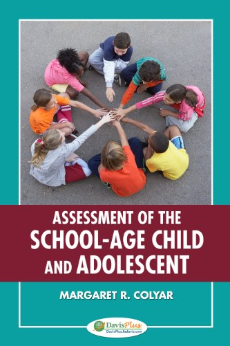 Assessment Of The School-Age Child and Adolescent Pdf