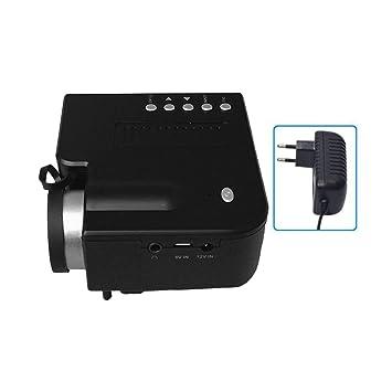 UC28B + Proyector para el hogar Mini proyector portátil en ...