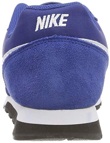 Chaussures White Blue Nike Runner Black 2 de Gym Homme MD Multicolore 401 Fitness fgxHxwTCq