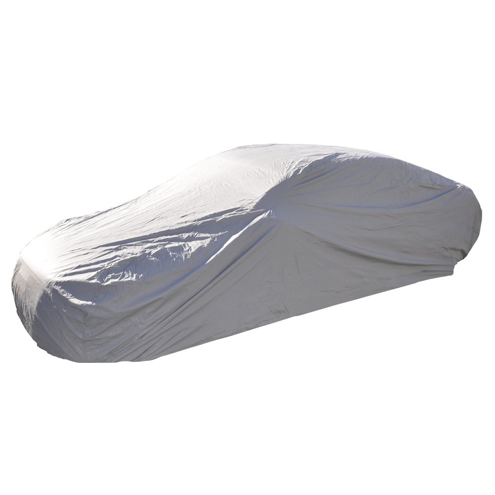 Koö lle Premium Quality Car Cover Waterproof Breathable Protect from Moisture Snow Frost Corrosion Dust Dirt Scrapes - 2 Year Warranty 460 x 178 x 129cm (Large) Koölle