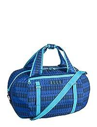 ELLE Yoga Bag, Navy Blue, International Carry-on