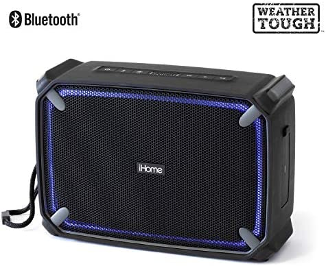iHome Portable Rechargeable Bluetooth Speakerphone product image