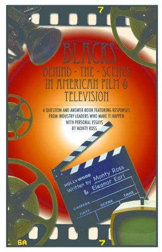 Blacks Behind The Scenes In American Film & Television
