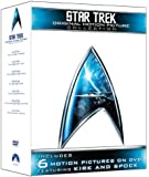 Star Trek: Original Motion Picture Collection (Star Trek I, II, III, IV, V, VI + The Captain's Summit Bonus Disc)