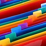 Md trade 24 Pockets Expanding Files Folder Large