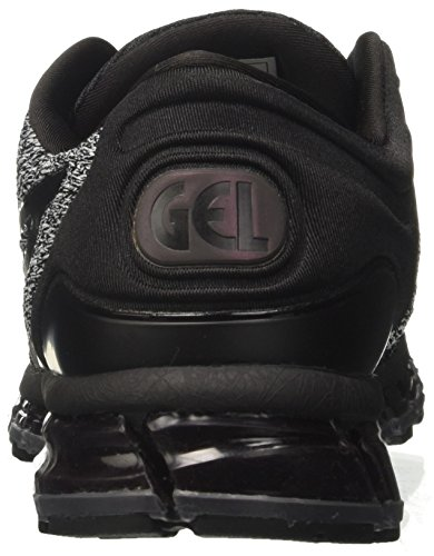 2 Black 360 Women's Gel Knit Black Shoes 9001 Asics Competition White Quantum Running Black qaxwX6v
