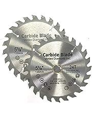 VORTEX DIAMOND VWB Inch Teeth TCT General Purpose Hard & Soft Wood Saw Blade
