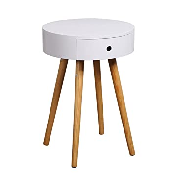 Amazon.de: Tische Kleine Runde Tische Nachttische Nachttische Kleine ...