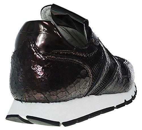 Voile Blanche Julia Flex Sneaker Crack | bronze metallic Bronze