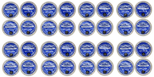 Swiss Miss Keurig K-cups Milk Chocolate Hot Cocoa - 32 Count - Green Hot Chocolate