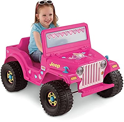 Power Wheels Hot Wheels, Jeep Wrangler [Amazon Exclusive]