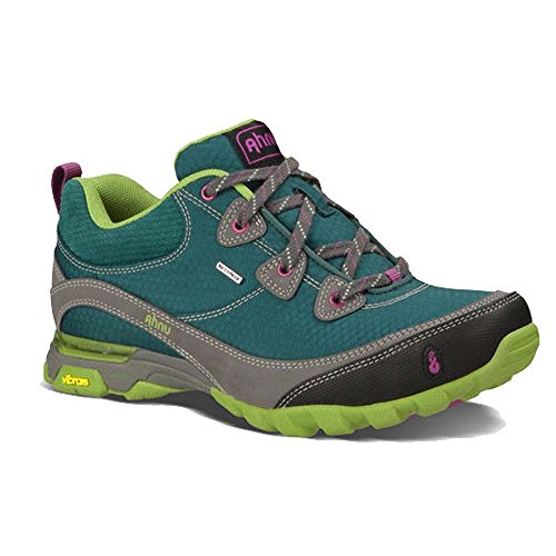 Ahnu Women's Sugarpine Hiking Shoe,Deep Teal,11 M US by Ahnu