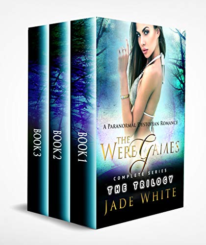 The Weregames - Complete Series: Paranormal Boxed Set