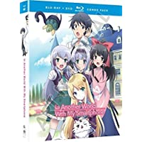 In Another World with My Smartphone: The Complete Series (Blu-ray/DVD Combo)
