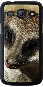 Funda para Samsung Galaxy Core Plus (SM-G350) - Mm - Retrato Meerkat by PINO