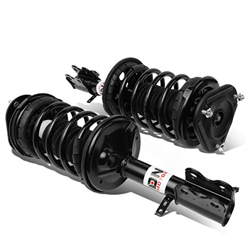 - For Corolla/Chevy Prizm Front Left/Right Fully Assembled Shock/Strut + Coil Spring 281952 281951