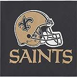 Creative Converting New Orleans Saints Napkins, 48 ct