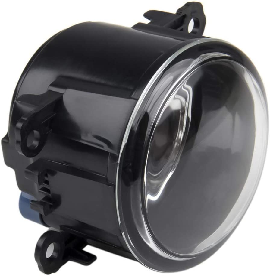 6 inch 2006 Subaru LEGACY OUTBACK SEDAN Post mount spotlight Passenger side WITH install kit -Black 100W Halogen