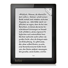 kwmobile Screen protector MATT and ANTI-GLARE, resistant against finger prints for Kobo Aura Edition 1 - PREMIUM QUALITY