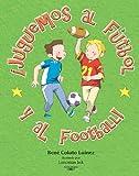 ¡Juguemos al fútbol! (Spanish Edition)