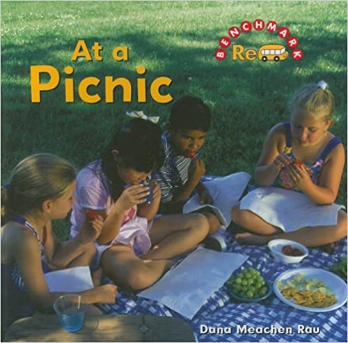 At a Picnic (Benchmark Rebus: Fun Time: Level C (Paperback))