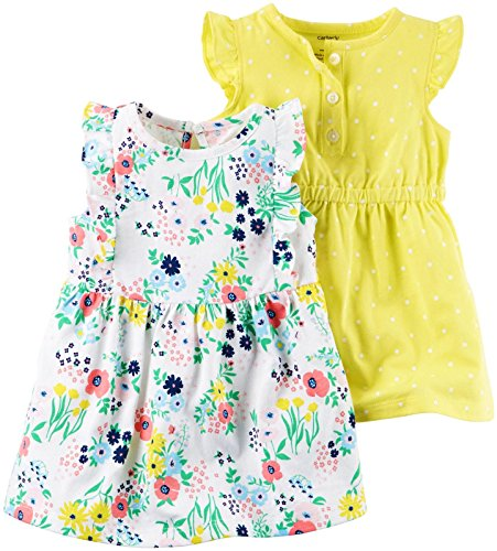 Carters Baby Girls Piece Dress