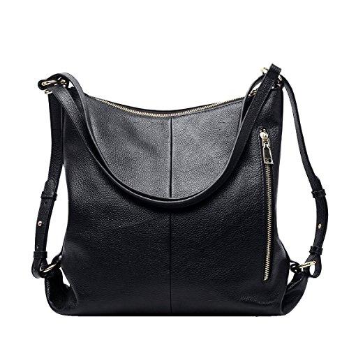 Mena UK-nuovo modello litchi Pelle artificiale borsa / spalla delle donne multiuso casuale morbida pelle