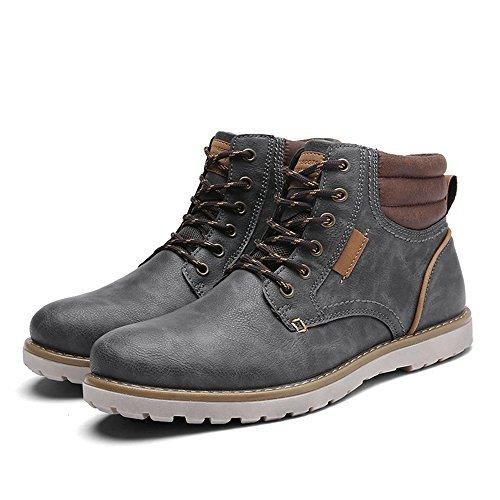 Quicksilk Men's Waterproof Hiking Boot (11 D(M) US (TagSize43), Dark Gray)