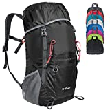 G4Free Large 40L Lightweight Water Resistant Travel Backpack/foldable &...